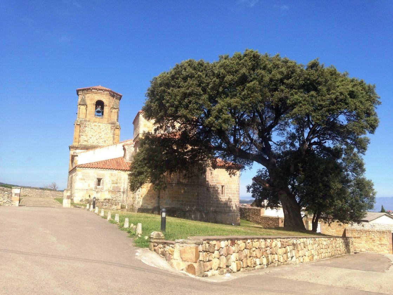 Iglesia de Santa María, Bareyo