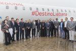 Avión Año Jubilar Lebaniego