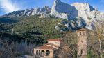 Vistas desde Santa Maria de Lebeña