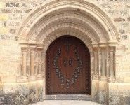 Puerta del Perdon Santo Toribio