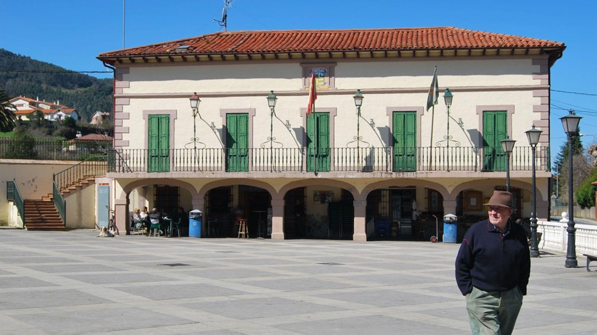 Plaza de Pueblo Camino del Norte
