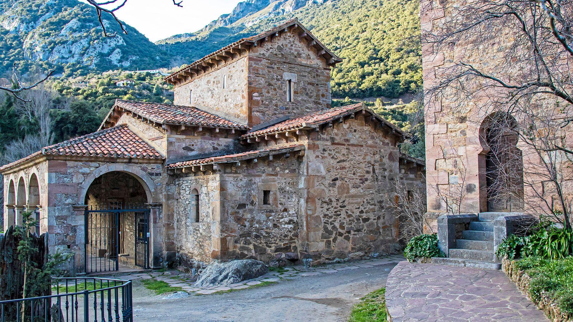 Iglesia Camino Lebaniego