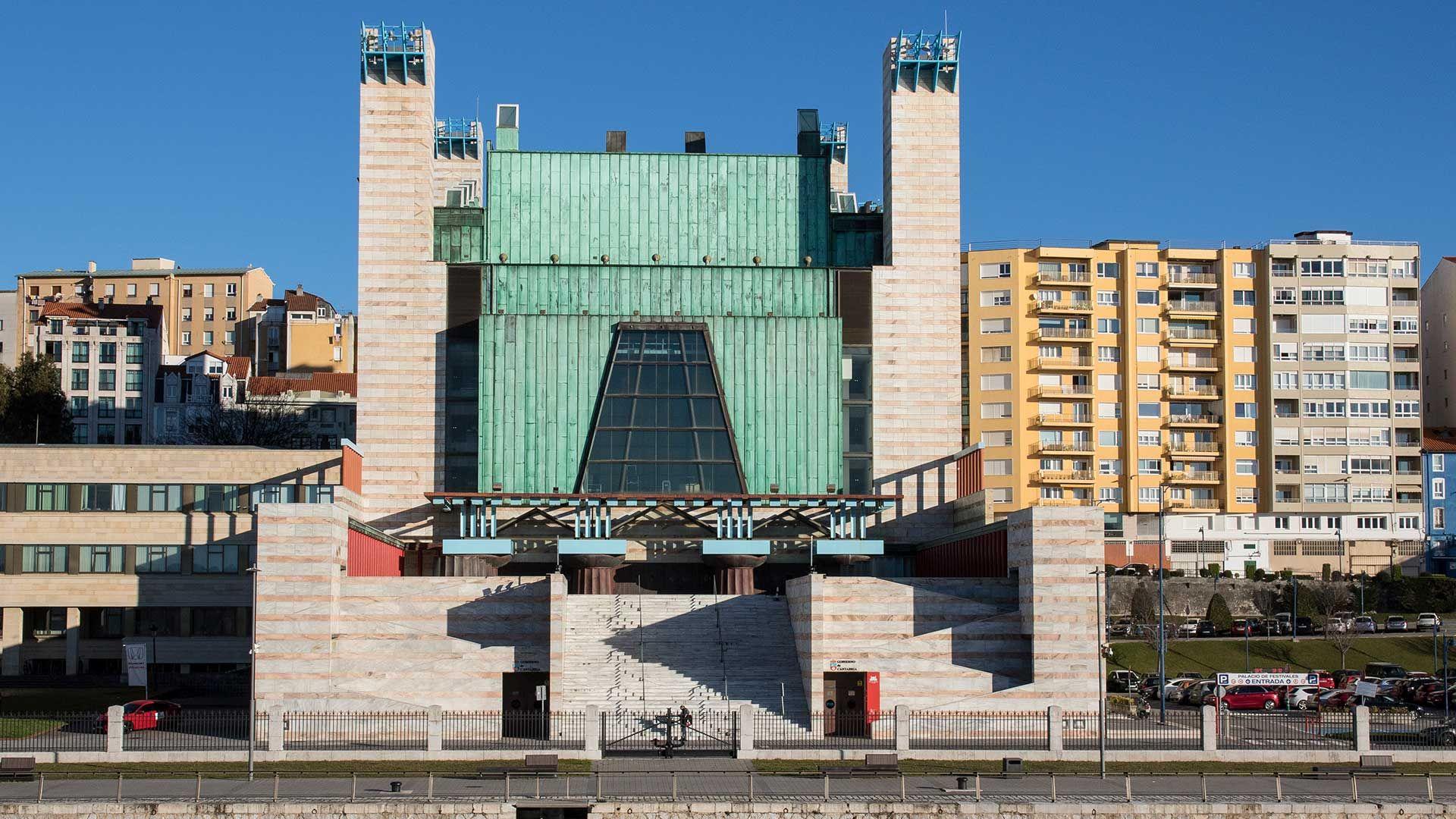 Palacio de Congresos Santander