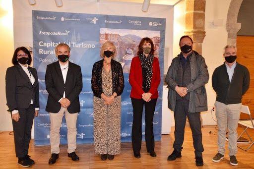 Entrega del premio Capital del Turismo Rural