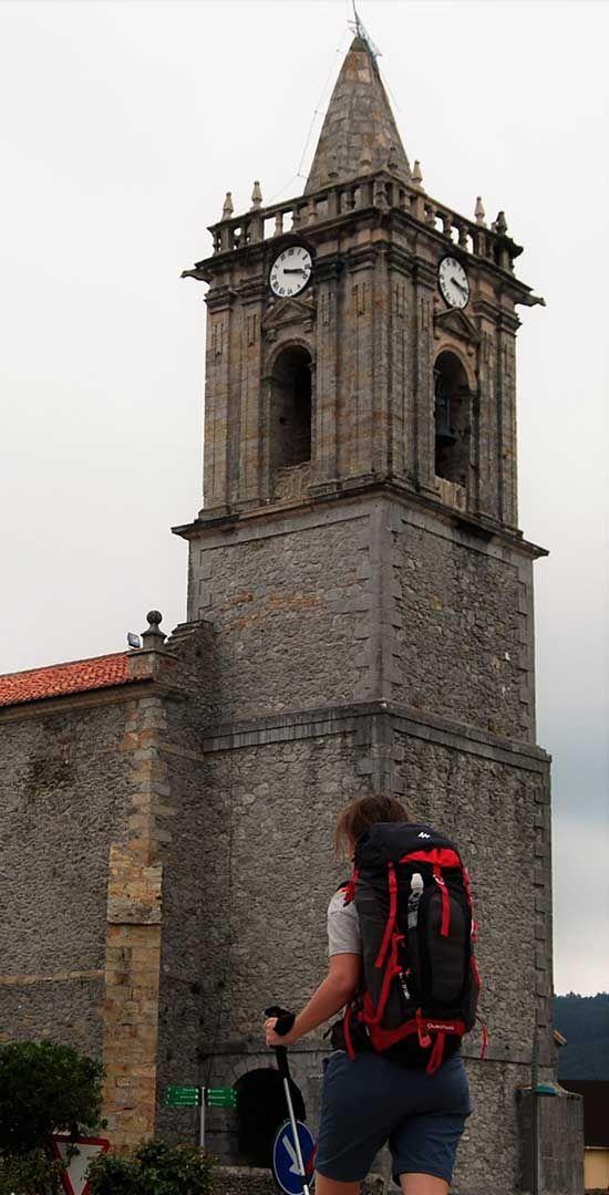 Iglesia San Pedro de Noja
