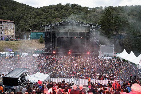 turismo cantabria - liebana - actividades culturales - concierto - jarre in liebana - junio 2017