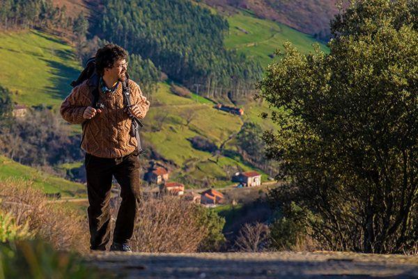 Peregrino Camino Lebaniego