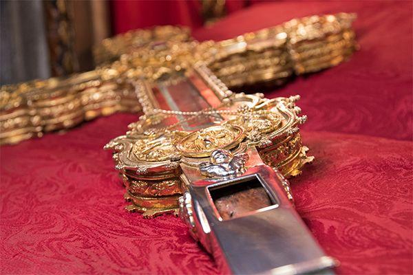 Lignum Crucis Santo Toribio