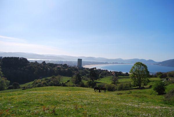 Panorámica Norte de Cantabria