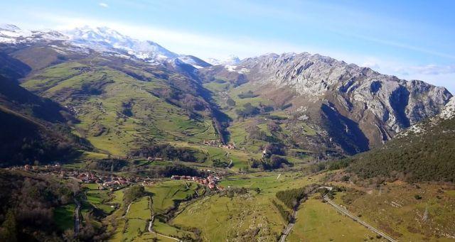turismo cantabria - peñarrubia - camino lebaniego - año jubilar lebaniego 2017