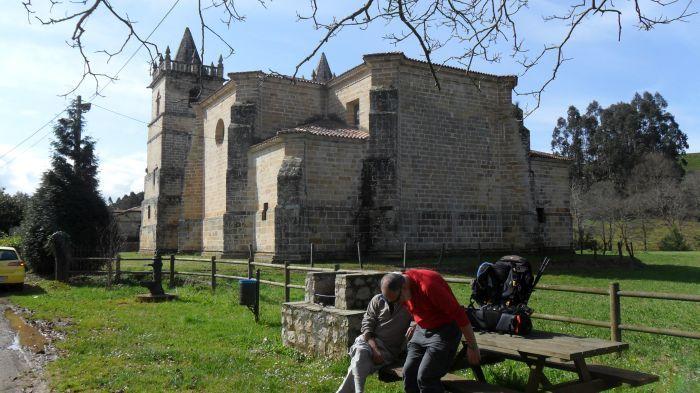 etapa santillana comillas camino norte cantabria