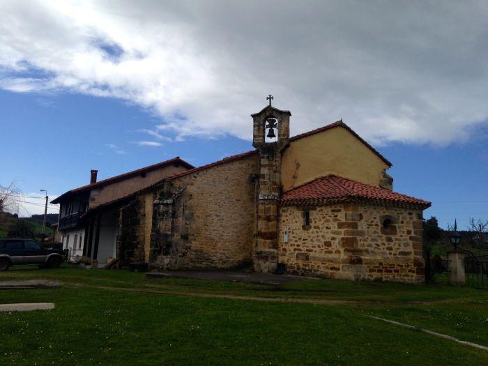 ermita guemes camino norte cantabria