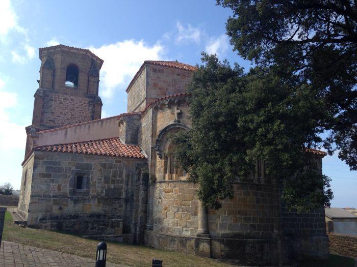 iglesia bareyo 2 camino norte cantabria