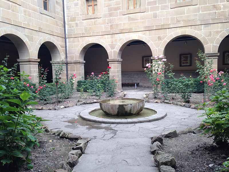 claustro santo toribio